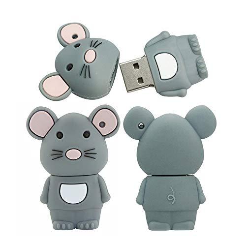 16GB 12 symbolischen Tiere Modell USB 3.0 USB - Stick USB Flash Drive Pen - Drive Stick Festplatte, USB - Stick u (Maus)