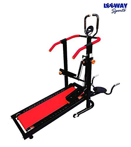 LEEWAY Manual Treadmill