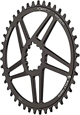 Wolftooth Drop Stop 1x Chainring for 10, 11, 12 Speed Eagle and Flattop AXS Chains