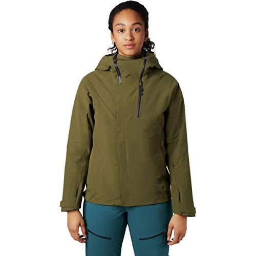 Mountain Hardwear Women s Cloud Bank Gore-Tex Insulated Jkt Combat Green