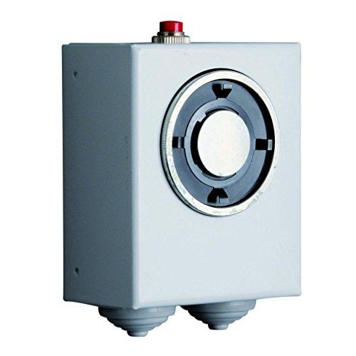 CDVI - Vira2024 - Retenedor de puerta - 20 kg, 24 voltios - soporte orientable