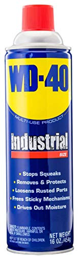 WD-40Multi-Use Product, Industrial Size, 16 OZ
