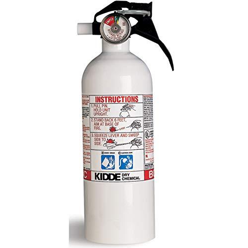 Kidde 466635MTLK Fire Extinguisher 5-B:C Gauge