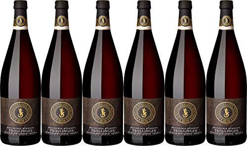 Felsengartenkellerei Besigheim Besigheimer Wurmberg Trollinger 1L Wein aus n 2019 Trocken (6 x 1.0 l)