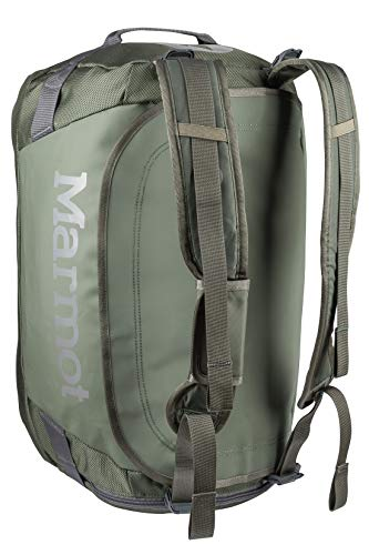 MARMOT Long Hauler Travel Duffel Bag, Small, Crocodile/Cinder