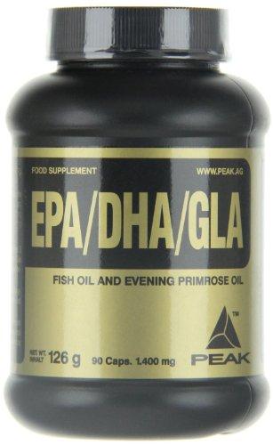 Peak EPA/DHA/GLA, 90 Kapseln