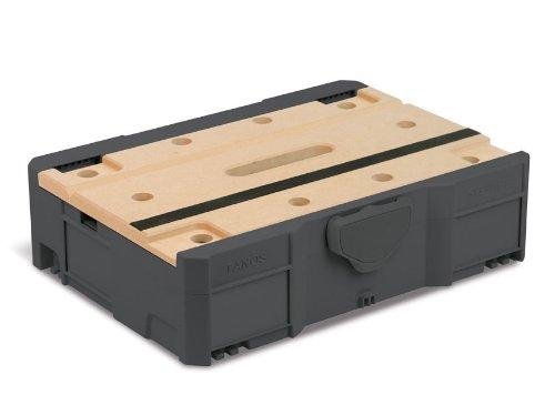 TANOS SYS-MFT Systainer mit Multifunktionstisch, anthrazit