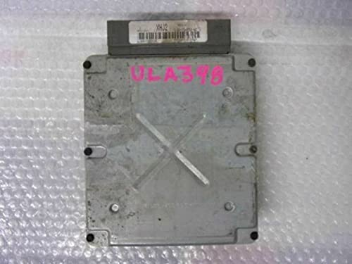 REUSED PARTS Engine ECM Control Module Fits 01-02 Escape Manufacturer OFFicial shop 3.0L 1L Over item handling