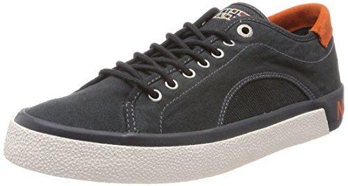 Napapijri Footwear Herren Jakob Sneaker, Grau (Volcano Grey), 41 EU