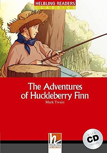 The Adventures of Huckleberry Finn. Livello 3 (A2). Con CD Audio [Lingua inglese]