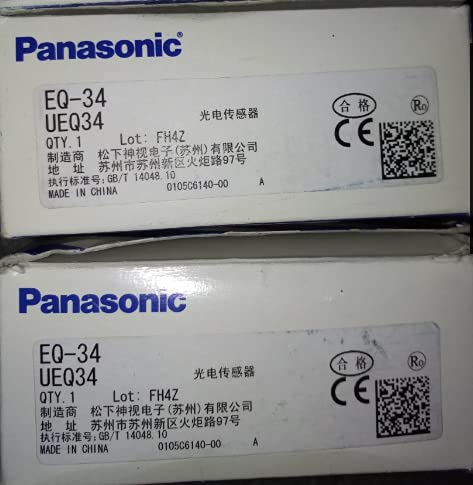 EQ-34 photoelectric Switch Fashionable A surprise price is realized