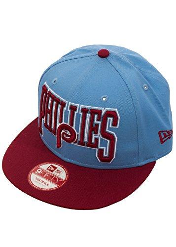 New Era Herren Baseball Cap JD2TB PHIPHICO Team EA blau S/M