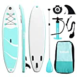 Best SUP Boards - Triclicks 10ft / 3m Stand Up Paddle Boards Review