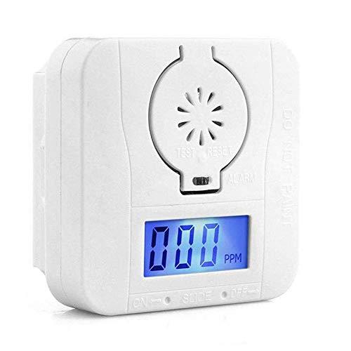 Kohlenmonoxid-Alarm, Haushaltsgasdetektor, Küche Mini CO-Alarm