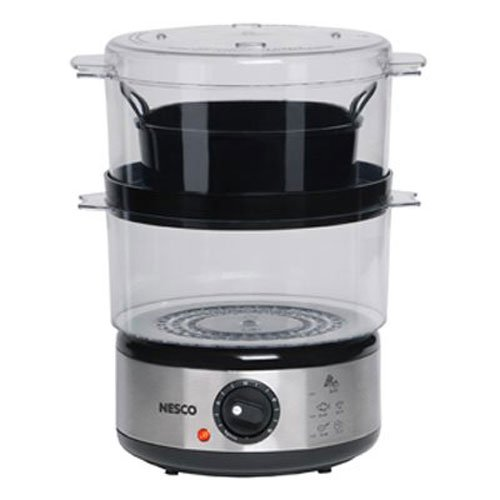 Nesco ST-25F Food Steamer, 5-Quart