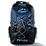 FE Active - 30L Eco Friendly Waterproof Dry Bag Backpack...