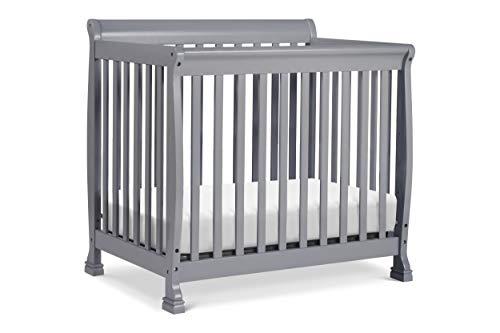 41Ze4xd56YL - Delta Children Mini Baby Crib with Mattress
