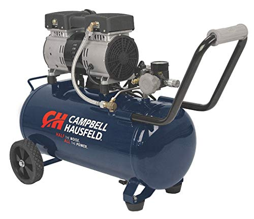 CAMPBELL HAUSFELD, 1.0 HP, 120VAC, 8 gal. Portable Electric Air Compressor, 125 psi