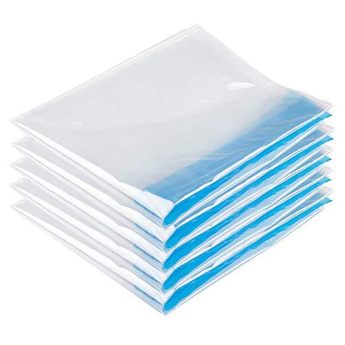 KAIYAN Bolsa de compresión de viaje bolsa de almacenamiento al vacío bolsa de almacenamiento práctico PA+PE productos para el hogar estilo de rollo de mano