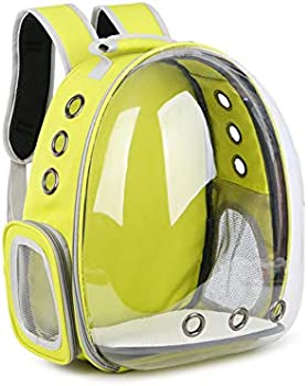 Xzking Ventilate Transparent Space Capsule Backpack
