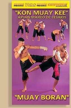 Kon Muay Kee Muai Thai Boran DVD by...