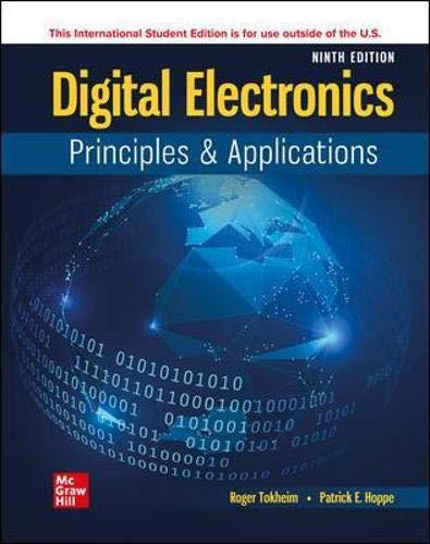 Digital Electronics: Principles and…
