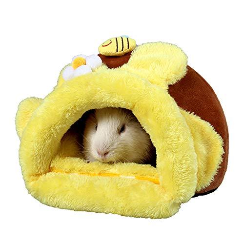 OhhGo - Casa de animales pequeños chinchillas cobayas erizo invierno cálido acogedor...