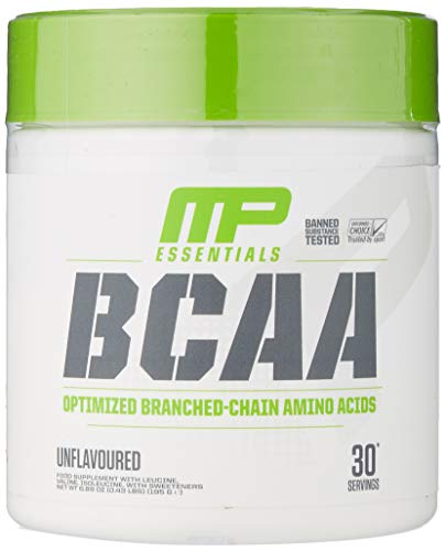 MusclePharm BCAA 3:1:2-225 Grams Unflavoured