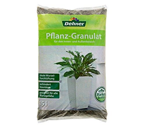 Dehner Pflanzgranulat für Pflanzgefäße, 15 l