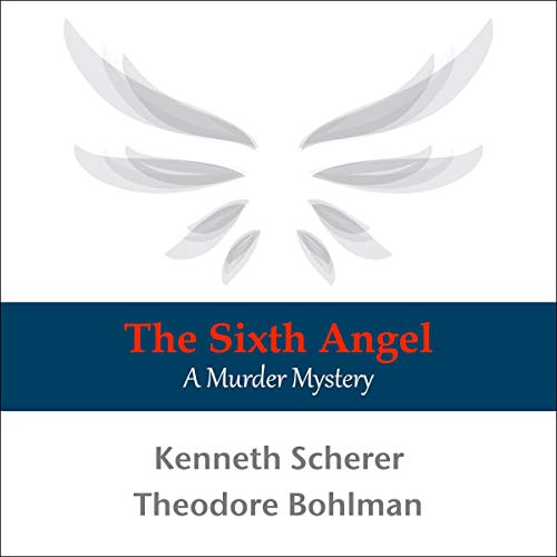The Sixth Angel audiobook cover art