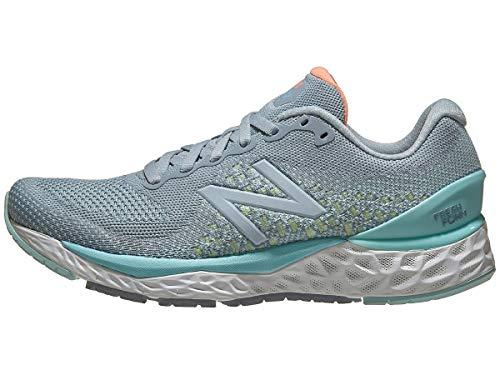 New Balance Women's 880v10 Running Shoes (Light Slate/Bali Blue, Numeric_10)