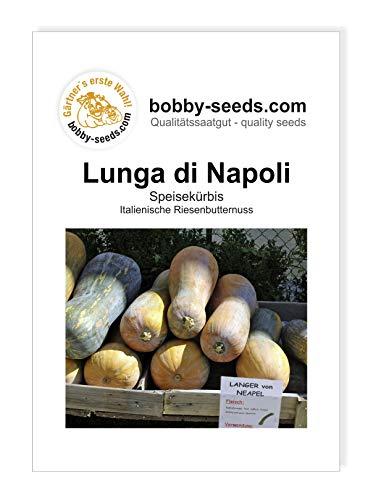 Lunga di Napoli Kürbissamen von Bobby-Seeds, Portion