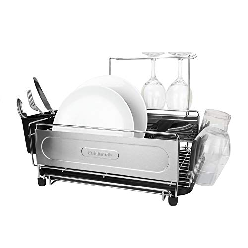 Cuisinart Stainless Steel Dish Drying Rack – Includes Wire...