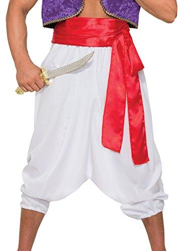 Forum Novelties 76418desierto príncipe blanco para hombre, talla única