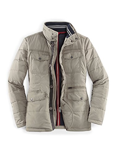 Walbusch Herren Ultraleicht Jacket einfarbig Beige 54