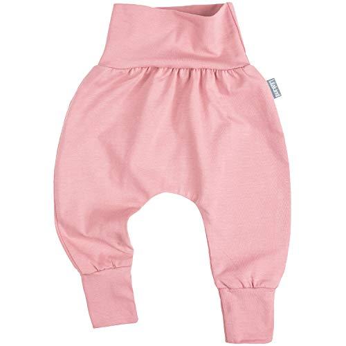 Anns Fashion - Pantalon - Bébé (Fille) 0 à 24 Mois - Rose - 86/92 cm