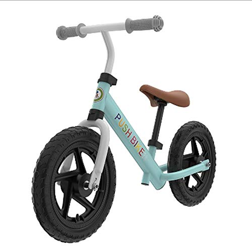 New SSBH Not Inflatable Foaming Rubber Tire Scooter No Pedal Brake Training Bicycle Work Out Toddler...