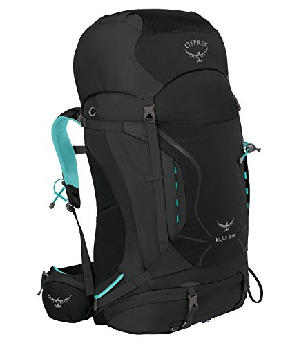 Osprey Kyte 66 Womens Hiking Backpack One Size Grey Orchid