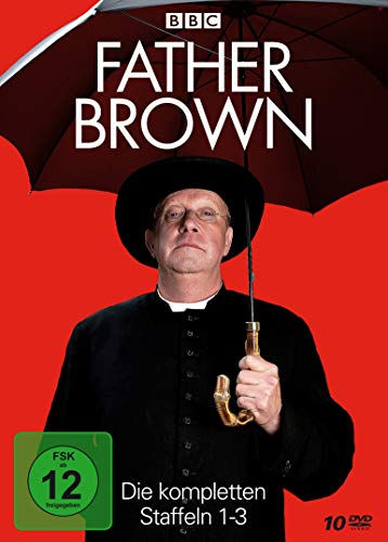 Father Brown - Die kompletten Staffeln 1-3 [10 DVDs]
