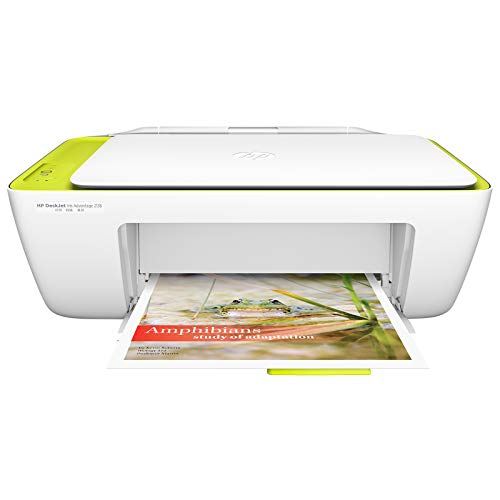 HP DeskJet 2138 All-in-One Ink Advantage Colour Printer