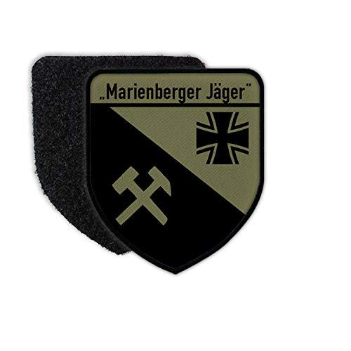 Copytec Patch Panzergrenadierbataillon 371 Marienberger Jäger PzGrenBtl Abzeichen #30347