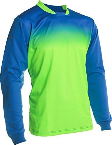 Vizari Vallejo Goalkeeper Jersey Royal Neon Green Size Adult Large product image