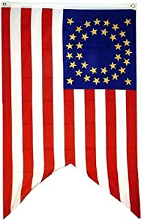 3x5 Cavalry Guidon Flag poly nylon blend Historic American