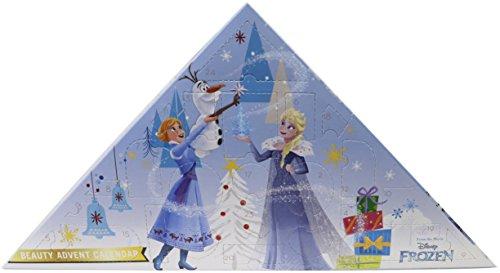Markwins Frozen Beauty Adventskalender  mit 24 tollen Überraschungen von Anna & Elsa für Haare, Nägel, Augen & Lippen
