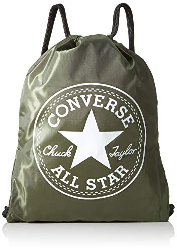 Converse Flash Gymsack C45FGF10-322; Unisex bag; C45FGF10-322; green; One size EU ( UK), Einheitsgröße