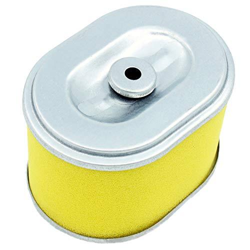 QAZAKY reiniger luftfilter für gx100 gx110 gx120 gx140 gx160 gx200 gx240 gx270 gx340 gx390 5hp 5.5hp 6.5hp 168f 17210-ze1-505 17210-ze1-507 17210-ze1-517 17210-ze1-820 17210-ze1-821