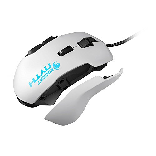 ROCCATNyth-MMOGamingMouse(White)正規保証品ROC-11-901-ASロキャット