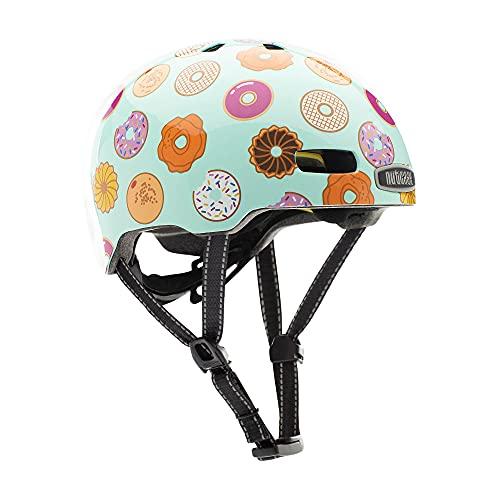 Nutcase Jugendliche, Unisex Little Nutty - Doh Helm, Mehrfarbig, S