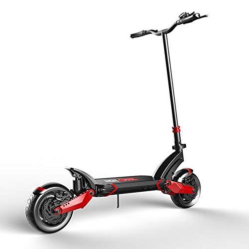 Zero 10X High End E Patinete eléctrico para adultos, 120 kg, alcance...