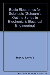 Best basic electronics for scientists brophy Reviews
